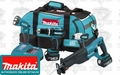 Makita LXT407 (Reconditioned) 18 Volt LXT Lithium-Ion Combo Kit