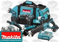 Makita LXT600 18 Volt LXT Lithium-Ion Combo Kit