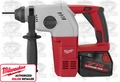 Milwaukee 0856-22 V18 Compact SDS Rotary Hammer Kit