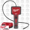 Milwaukee 2312-21 M12 M-Spector II 9.5 MM Digital Inspection Camera