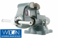 Wilton 10011 350S MACHINISTS' BENCH VISES - SWIVEL BASE 3-1/2'' JAW WIDTH 5-1/4'' JAW OPENING 2-3/4'' THROAT DEPTH