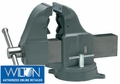 Wilton 10403 203-1/2M3 COMBINATION PIPE AND BENCH VISES - SWIVEL BASE 3-1/2'' JAW WIDTH 4'' JAW OPENING 4'' THROAT DEPTH