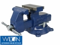 Wilton 14600 4600 MULTI-PURPOSE MECHANICS VISE - SWIVEL BASE 6-1/2'' JAW WIDTH 8'' (9-3/4'' REVERSED) JAW OPENING 4'' THROAT DEPTH