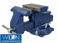 Wilton 14800 4800 MULTI-PURPOSE MECHANICS VISE - SWIVEL BASE 8'' JAW WIDTH 9-1/2'' (11-3/4'' REVERSED) JAW OPENING 5'' THROAT DEPTH