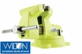 Wilton 63187 1550 HIGH-VISIBILITY SAFETY VISE 5'' JAW WIDTH 5-1/4'' JAW OPENING