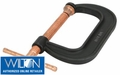 Wilton  Classic 400 Series USA Copper Spindle C-Clamps