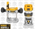 DeWalt DWP611PK Variable Speed Compact Router Combo Kit