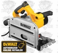 "DeWalt DWS520SK Heavy-Duty 6-1/2 (165mm) TrackSaw Kit PLUS 59"" Track"