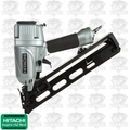 Hitachi NT65MA4 34 Deg. Angled Finish Nailer w Air Duster