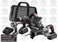 Porter-Cable PC418C-2 4-Tool Cordless Combo Kit