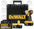 "DeWalt DC825KA Heavy-Duty 1/4"" (6.4mm) 18V Impact Driver Kit"