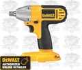 "DeWalt DC821B 1/2"" High Performance Impact Wrench"