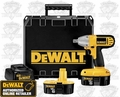 DeWalt DC821KA 18VHigh Performance Impact Wrench Kit