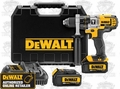 DeWalt DCD985L2 Lithium Ion Premium 3-Speed Hammerdrill Kit