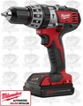 "Milwaukee 2602-22CT M18 1/2"" Hammer-Drill / Driver Kit"