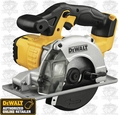 DeWalt DCS373B Metal Cutting Circular Saw
