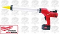 Milwaukee 6562-24 20 Ounce - Sausage Cordless Caulking Gun