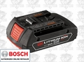 Bosch BAT610G High Capacity Slim Pack Battery
