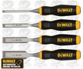 DeWalt DWHT16063 Short Blade Wood Chisel Set