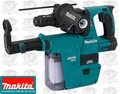 "Makita LXRH01ZVX Brushless Cordless 1"" Rotary Hammer w/Hepa Dust Extraction"