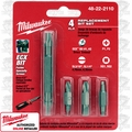 Milwaukee 48-22-2110 Replacement Bit Set