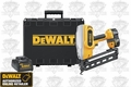 DeWalt DC618K XRP 18V Cordless 20° Angled Finish Nailer Kit