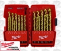 Milwaukee 48-89-0012 Thunderbolt Titanium Coated Bit Kit