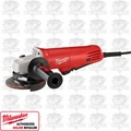 "Milwaukee 6140-30 7.5 Amp 4-1/2"" Small Angle Grinder"