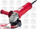 "Milwaukee 6148-6 ""P"" Model Angle Grinder w/ Bonus Diamond Wheel"