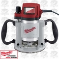 Milwaukee 5625-20 3-1/2 Max HP Fixed-Base Production Router