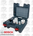 Bosch HB19EL Bi-Metal Electricians Hole Saw Set