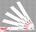 "Milwaukee 48-00-5787 9"" 14TPI The Torch Sawzall Blades"