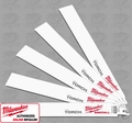 "Milwaukee 48-00-5788 9"" 18TPI The Torch Sawzall Blades"