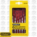 Stanley 66-039 Jewelers Precision Screwdriver Set