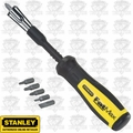 Stanley 69-188 FatMax Clip-n-Grip Multi-Bit Screwdriver