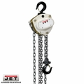 JET 201130 1-1/2 Ton Hoist W/ 30' Lift + Overload Protection