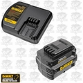 DeWalt DW0246 + DW0242 Battery and Charger Kit