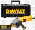 "DeWalt D28402K Heavy-Duty 4-1/2"" (115mm) Small Angle Grinder Kit"