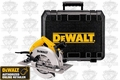 "DeWalt DW364K Heavy-Duty 7-1/4"" (184mm) Circular Saw Kit"
