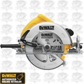 "DeWalt DWE575 7-1/4"" (184mm) Lightweight Circular Saw Kit"