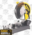 "DeWalt DW872 Heavy-Duty 14"" (355mm) Multi-Cutter Saw"