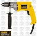 "DeWalt DW235G Heavy-Duty 1/2"" (13mm) VSR Drill (0-850 rpm)"