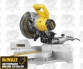 "DeWalt DW712 Heavy-Duty 8-1/2"" Single-Bevel Sliding Compound Miter Saw"