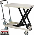 JET 140777 SCISSOR LIFT TABLE FOLDING HANDLE 660-LB. CAPACITY