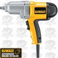 "DeWalt DW293 Heavy-Duty 1/2"" (13mm) Impact Wrench"