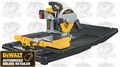 "DeWalt D24000 (Reconditioned) Heavy-Duty 10"" Wet Tile Saw"