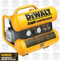 DeWalt D55152 2.7 HP Electric Hand Carry Air Compressor