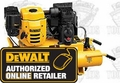 DeWalt D55672 196cc (6.5 HP), Gas 150 PSI 8 Gallon Compressor