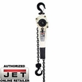 JET 187770 1-1/2 TON 25' LIFT AND SHIP YARD HOOKS