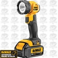 DeWalt DCL040 LED Flashlight
